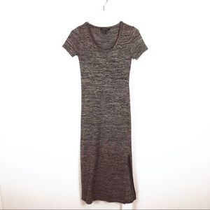 Forever 21 midi body con dress size medium